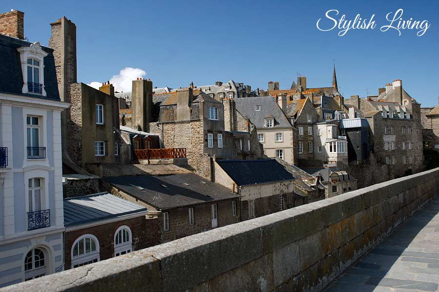 Stadtmauer Saint-Malo