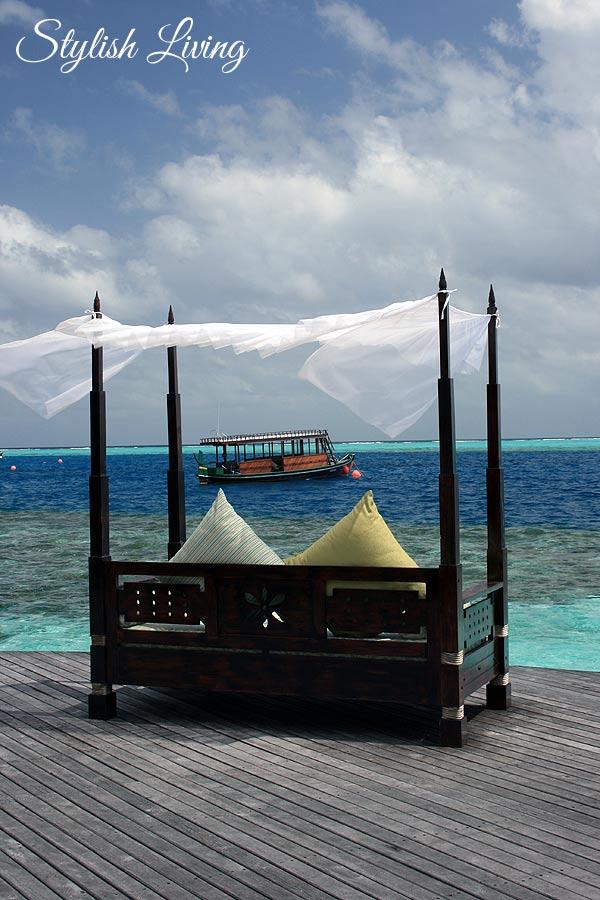 Malediven Island Hideaway