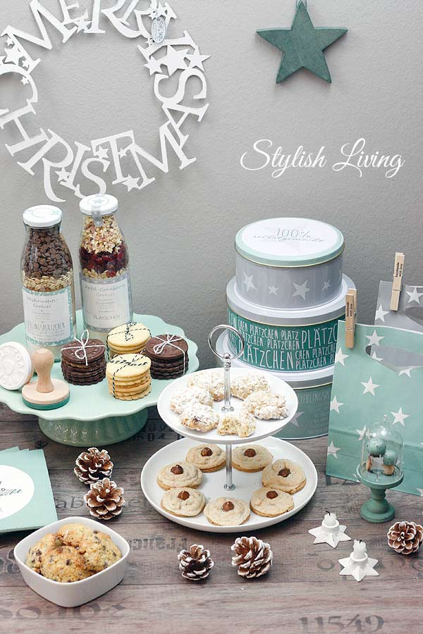 Advent Sweet Table