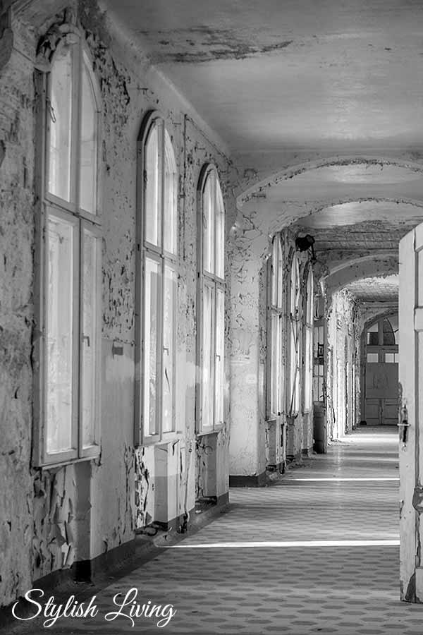 Whitney Housten Haus Beelitz Heilstätten