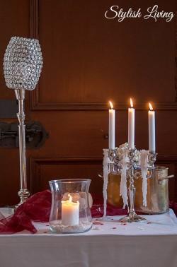 Candle-Light-Dinner Burg Abenberg