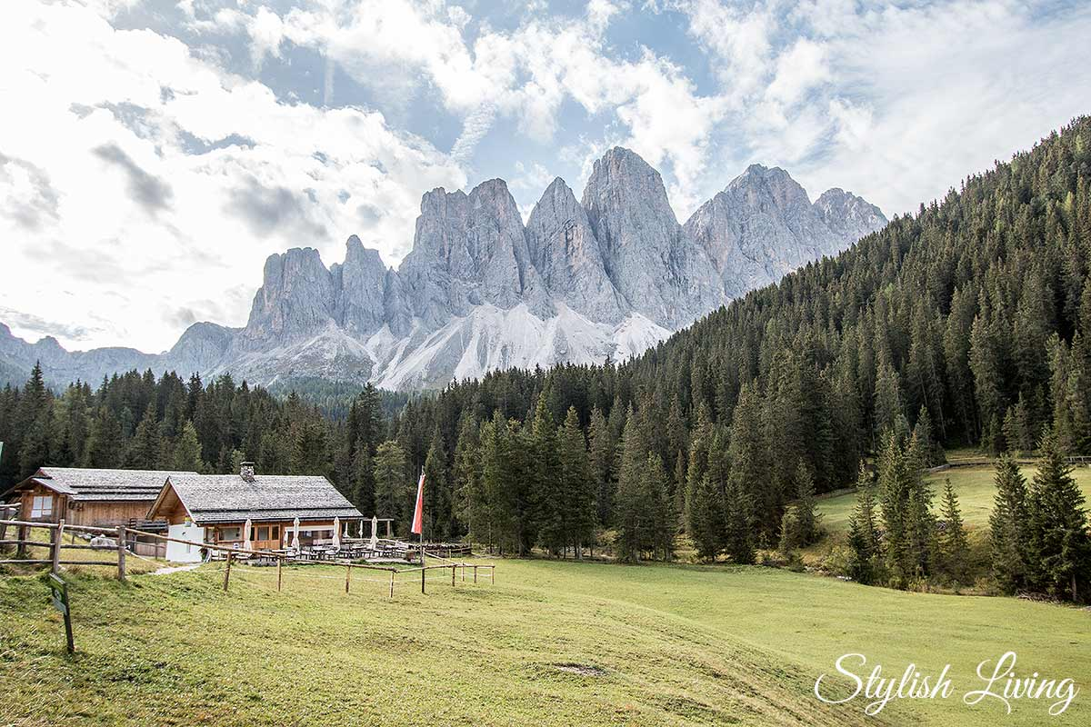 Geislergruppe Südtirol