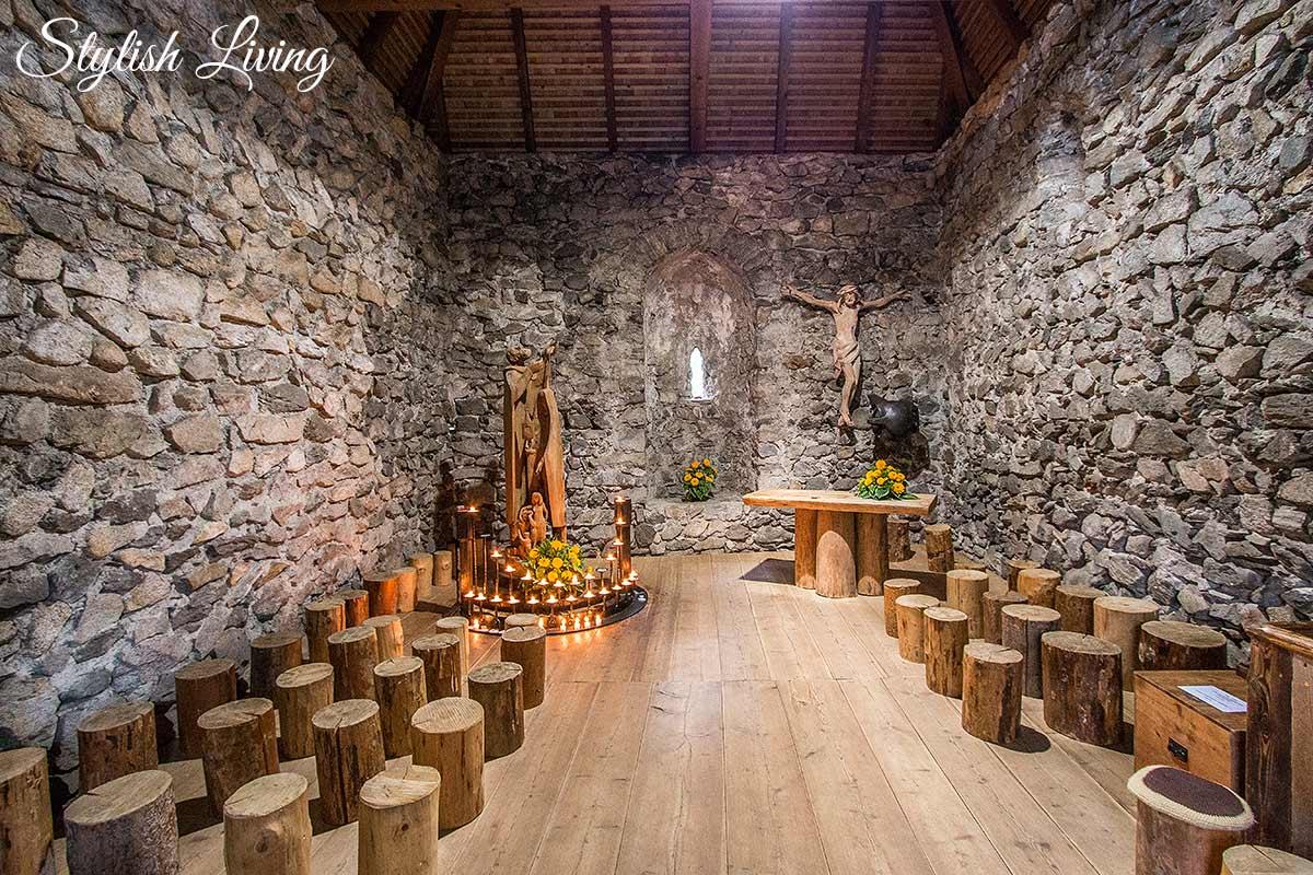 Burgkapelle Reinbachfälle