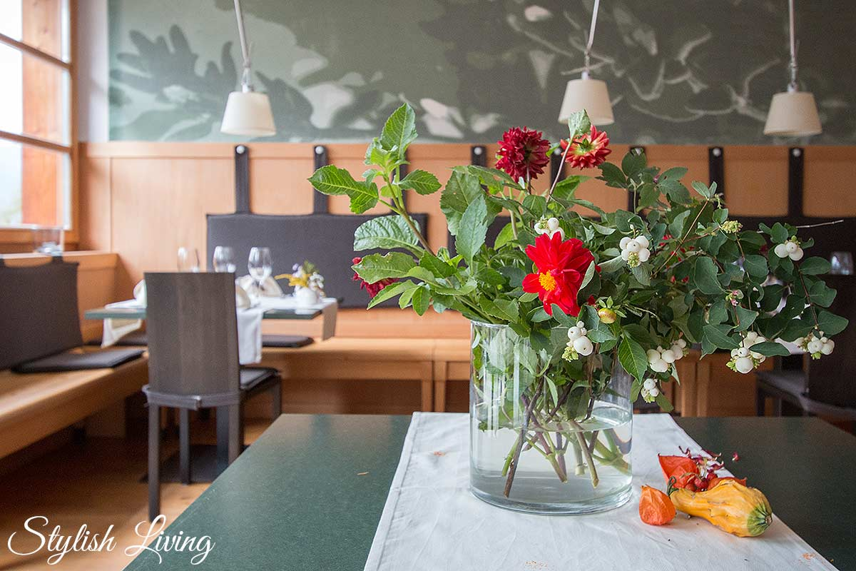 Natur-und Kräuterrestaurant Arcana im Moosmair