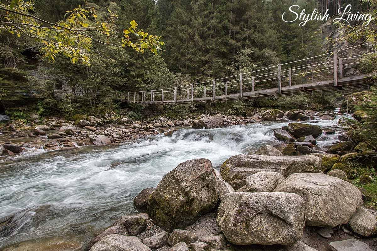 Reinbachfälle Brücke