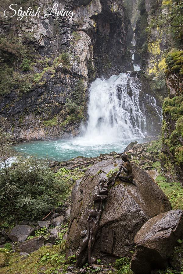 Reinbachfälle Südtirol