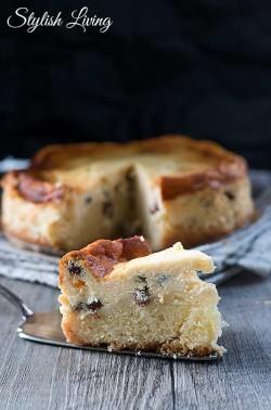 Quarkkuchen nach Oma's Art