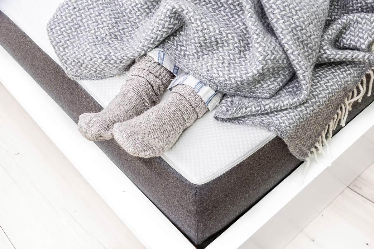 stylish schlafen auf emma wie bitte sponsored post stylish living. Black Bedroom Furniture Sets. Home Design Ideas
