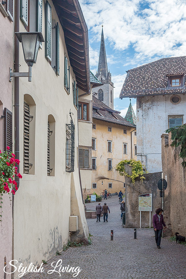 Altstadt Kaltern am See Südtirol