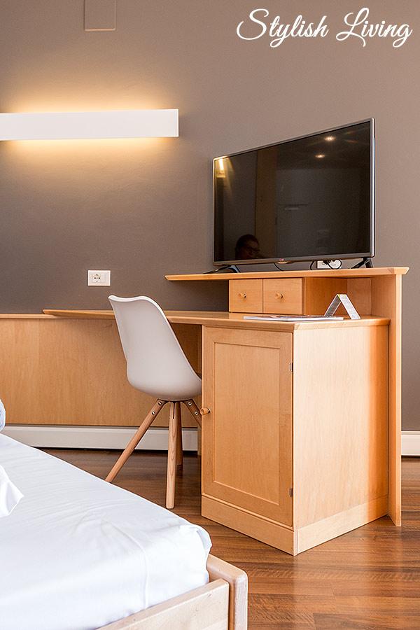 Zimmer Design Hotel Tyrol Partschins