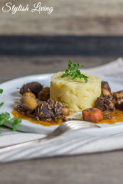 weltbestes Boeuf Bourguignon nach Julia Child