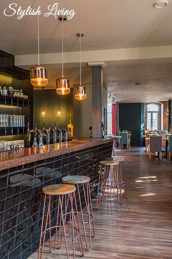 die Bar im Steg-Haus Braunschweig