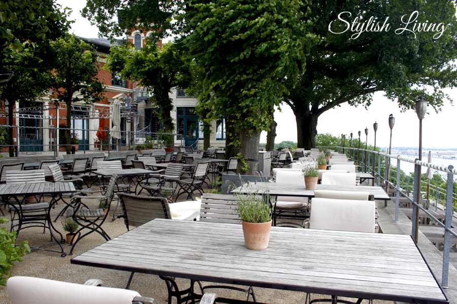 Hotel Süllberg in Blankenese