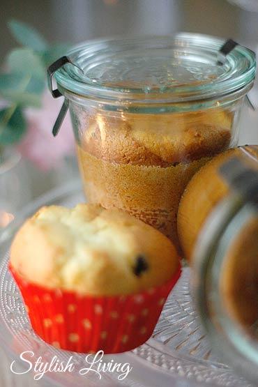 Einfach Schnell Lecker Und Haltbar Zitronen Schoko Kuchen Im Glas