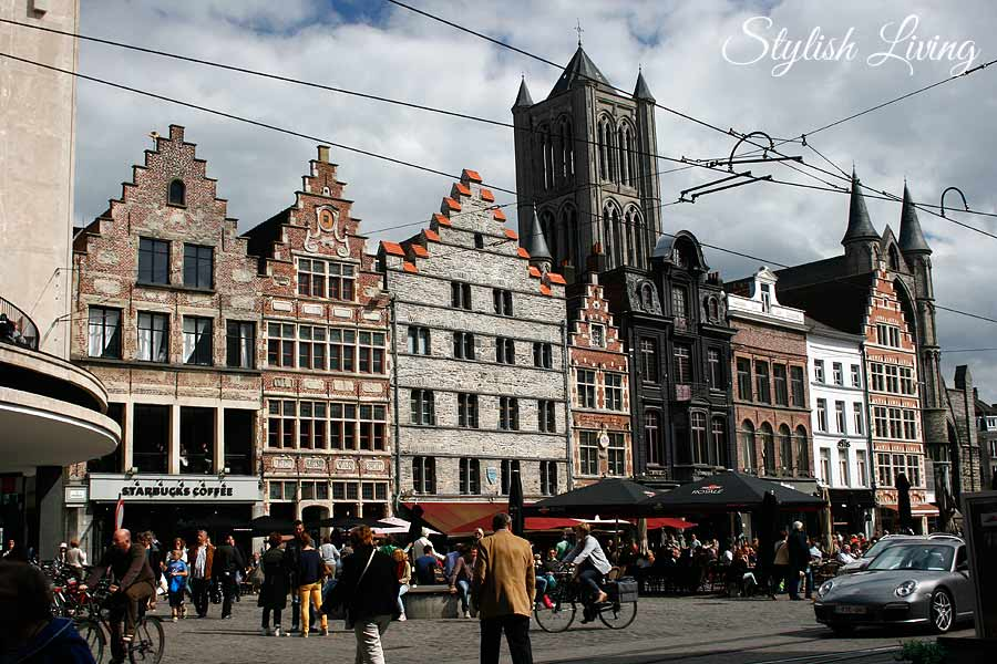 Gent Innenstadt