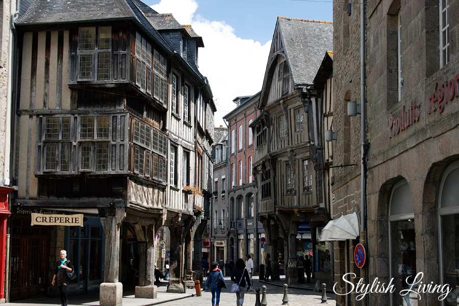 Altstadt von Dinan