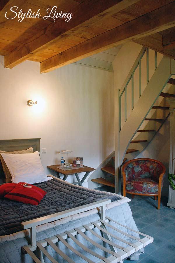 Schlafzimmer Manoir de L'isle