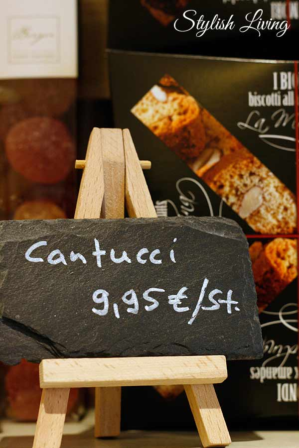 Cantucci in der Xocolaterie Hamburg