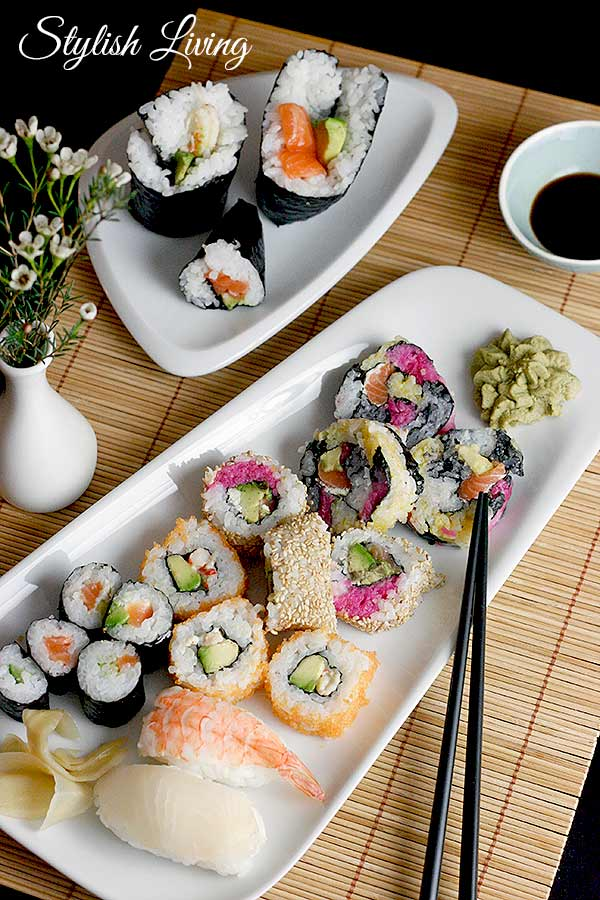 Sushikurs bei Sushi Circle