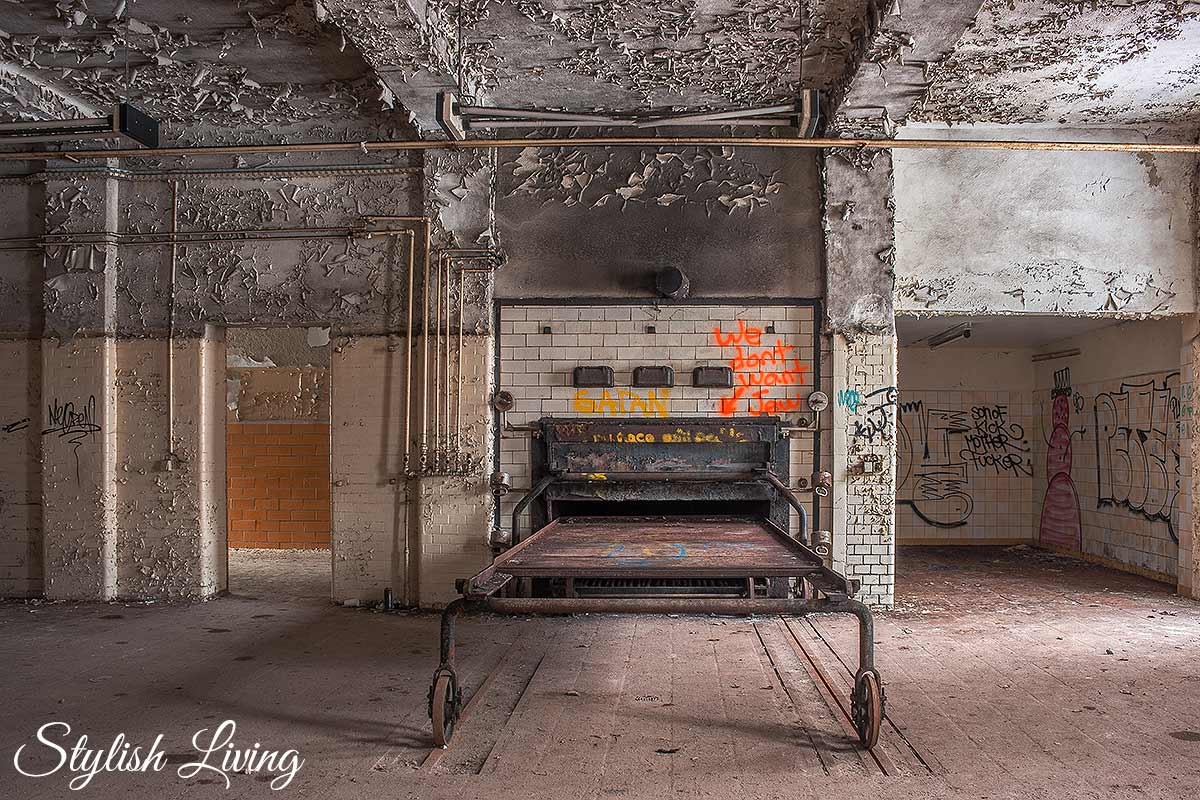 Beelitz Heilstätten Bäckerei