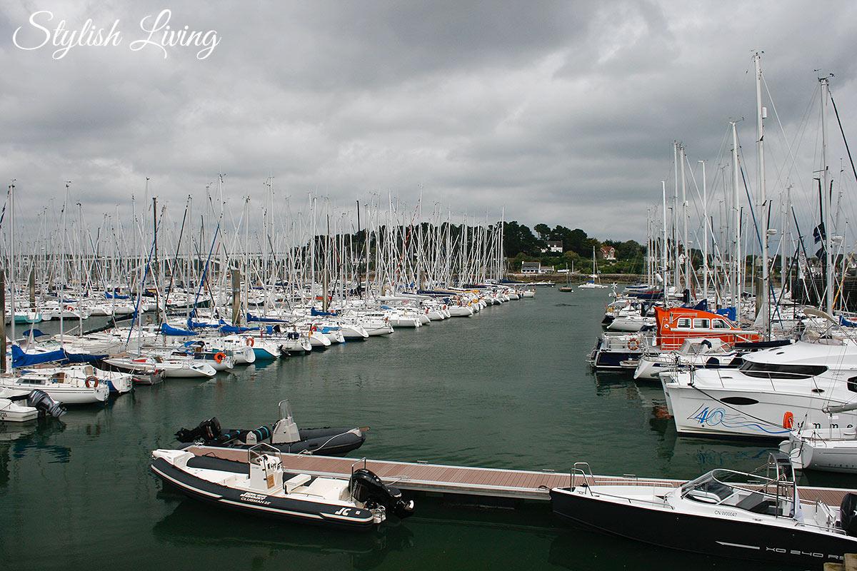 Hafen von La Trinité-sur-Mer