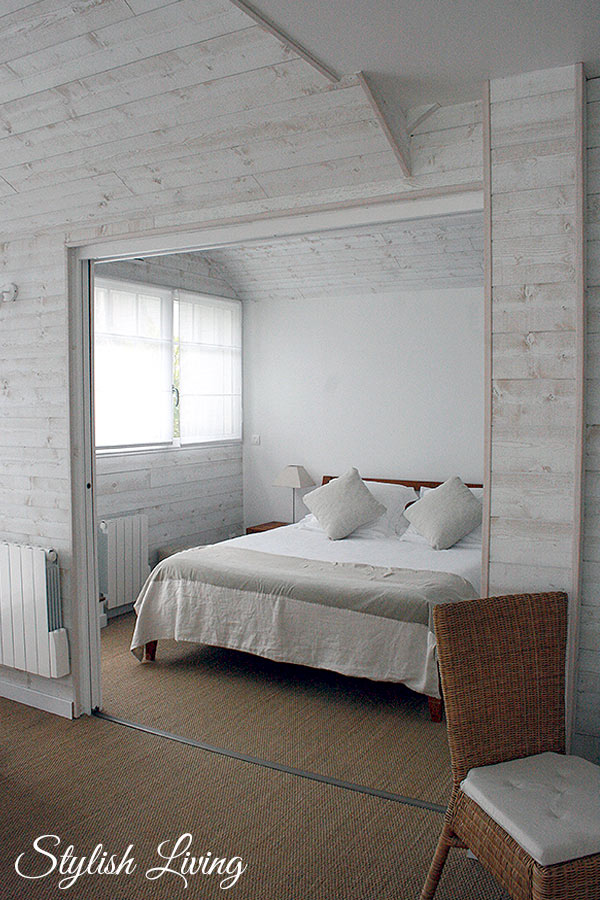 Schlafzimmer La Villa bel Ange