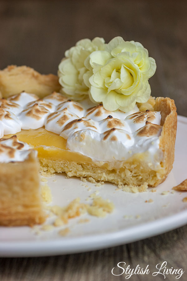 lemon tarte