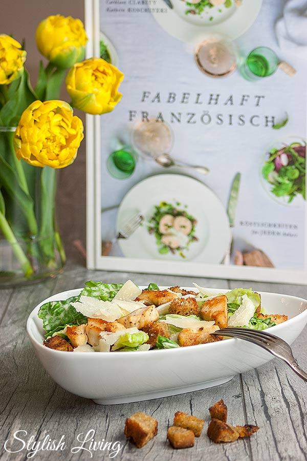 Fabelhaft Französisch Caesar Salad