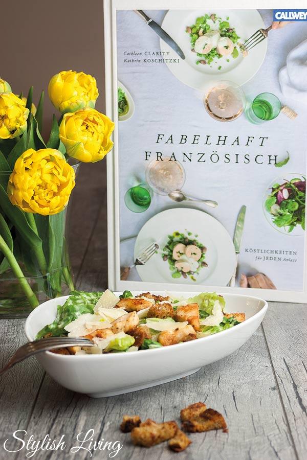 Kochbuch Fabelhaft Französisch