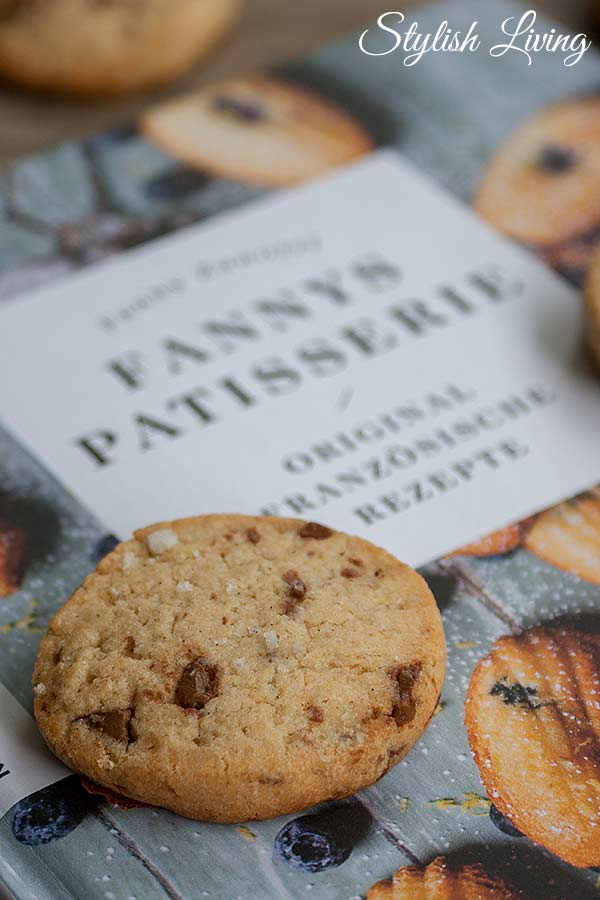 Fannys Patisserie Chocolate Chip Cookies