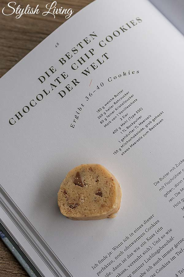 Weltbeste Chocolate Chip Cookies