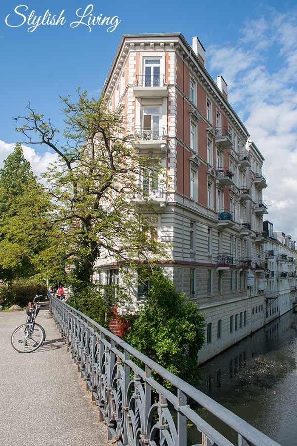 Isebekkanal Hamburg Eppendorf