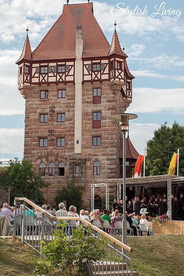 Burg Abenberg Konzert