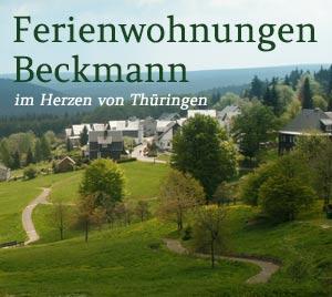 Ferienwohnung in Thüringen - Beckmann