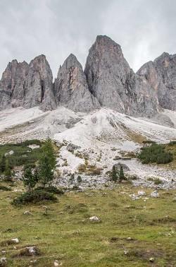 Geislerspitzen Südtirol