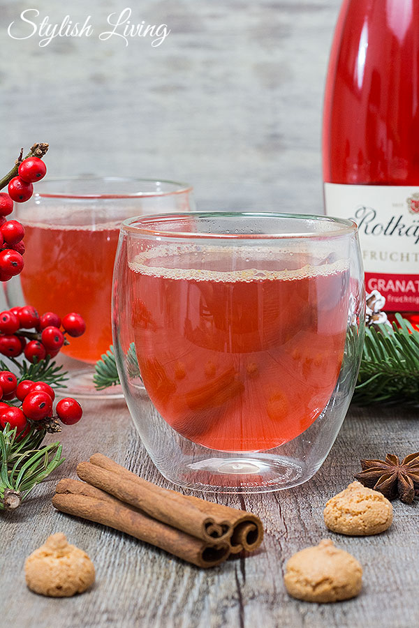 Fruchtsecco Rotkäppchen Winterpunsch