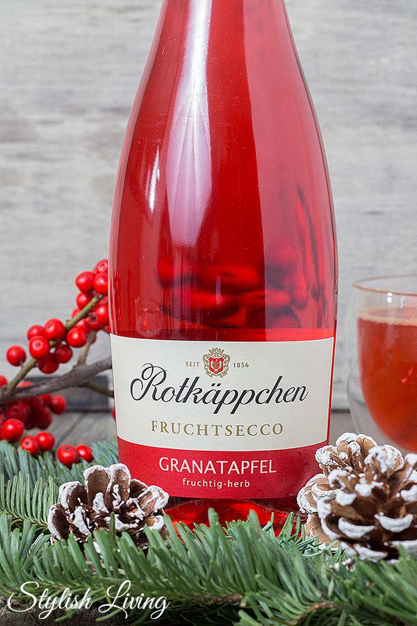 Rotkäppchen Fruchtsecco Granatapfel