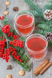 Winterpunsch Rezept mit Rotkäppchen Fruchtsecco