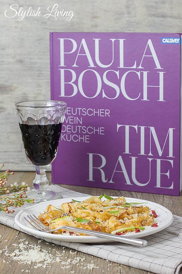 Deutscher Wein und deutsche Küche von Paula Bosch und Tim Raue