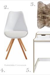 stylische Büromöbel