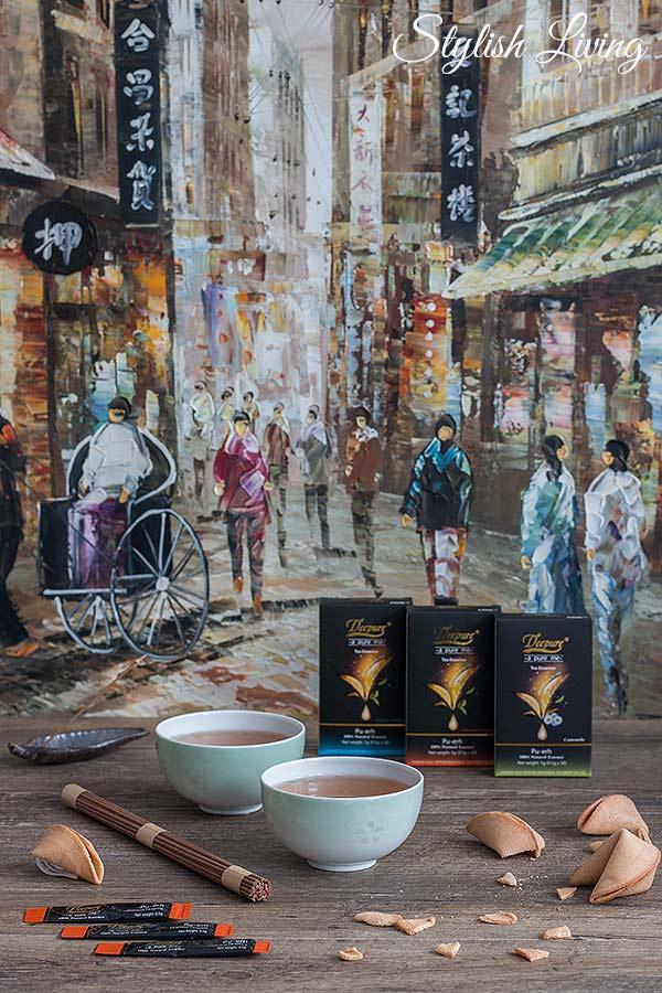 Deepure Tee aus der chinesischen Provinz Yunnan