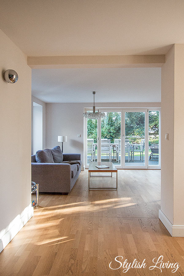 Wohnzimmer Seehaus Ahrenshoop1