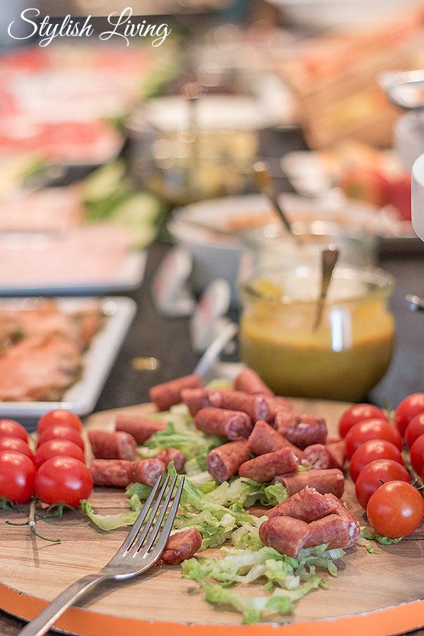 Frühstück im Deichkind in St. Peter-Ording