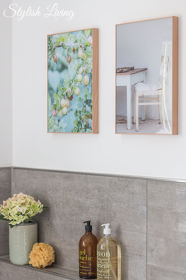 Badverschönerung mit Acrylglasbildern von posterXXL