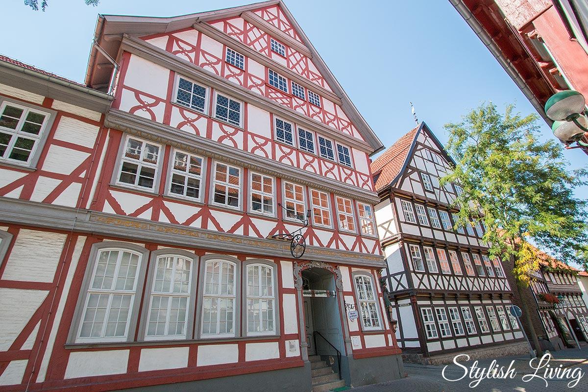 DB Harz-Weser - Fachwerk in Osterode