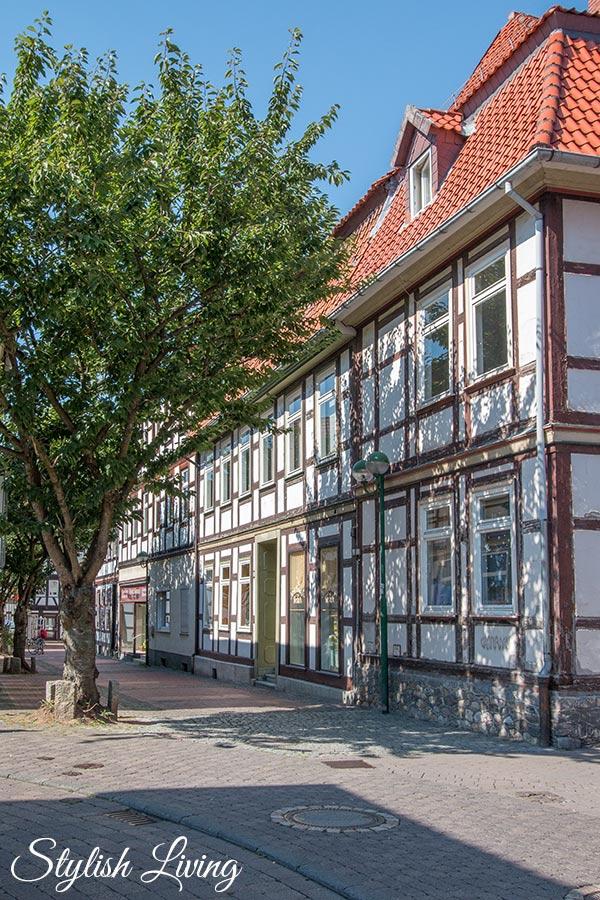 DB Harz-Weser - Fachwerkhaus in Osterode