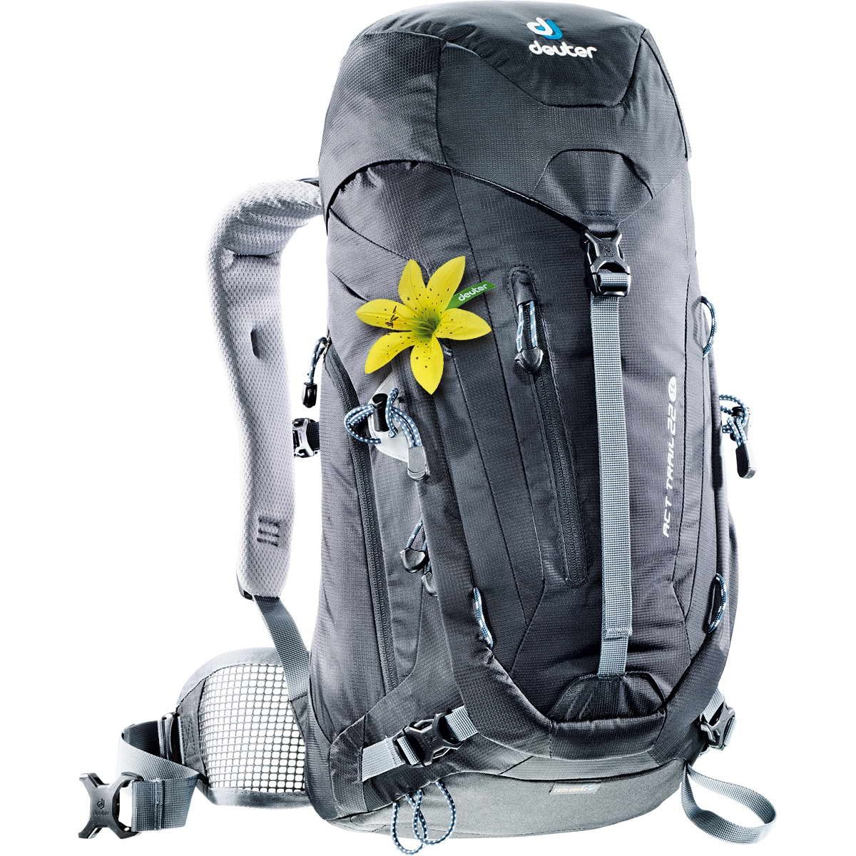 "Wanderrucksack ""Act trail"" von Deuter, Foto © outdoortrends.de"