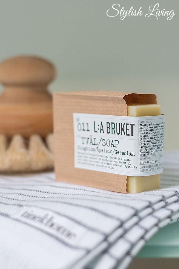L:A bruket Seife aus dem Shop Petite Catrin