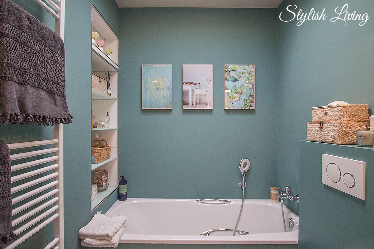 Kleines Bad ganz groß mit click-licht