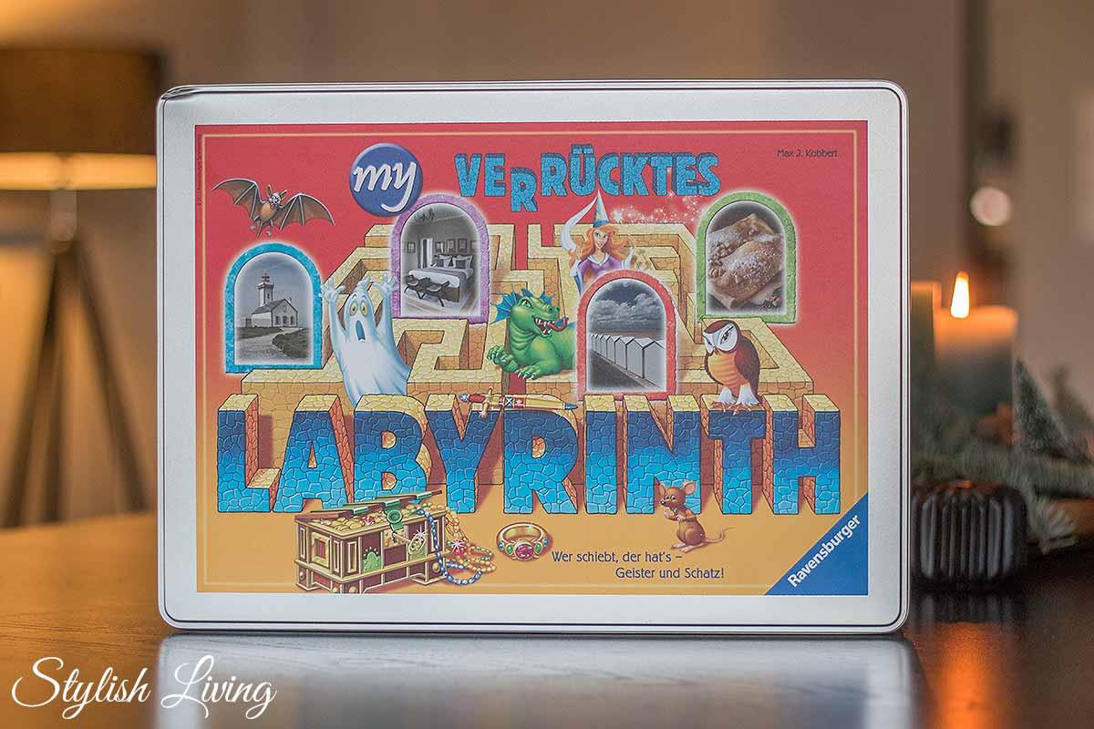 my verrücktes Labyrinth von Ravensburger